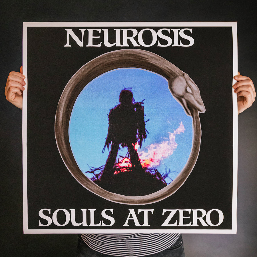 "Neurosis ""Souls At Zero"" Giclee Print"