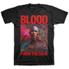 "Blood From The Soul ""Emotional Efficiency"" Black T-Shirt"