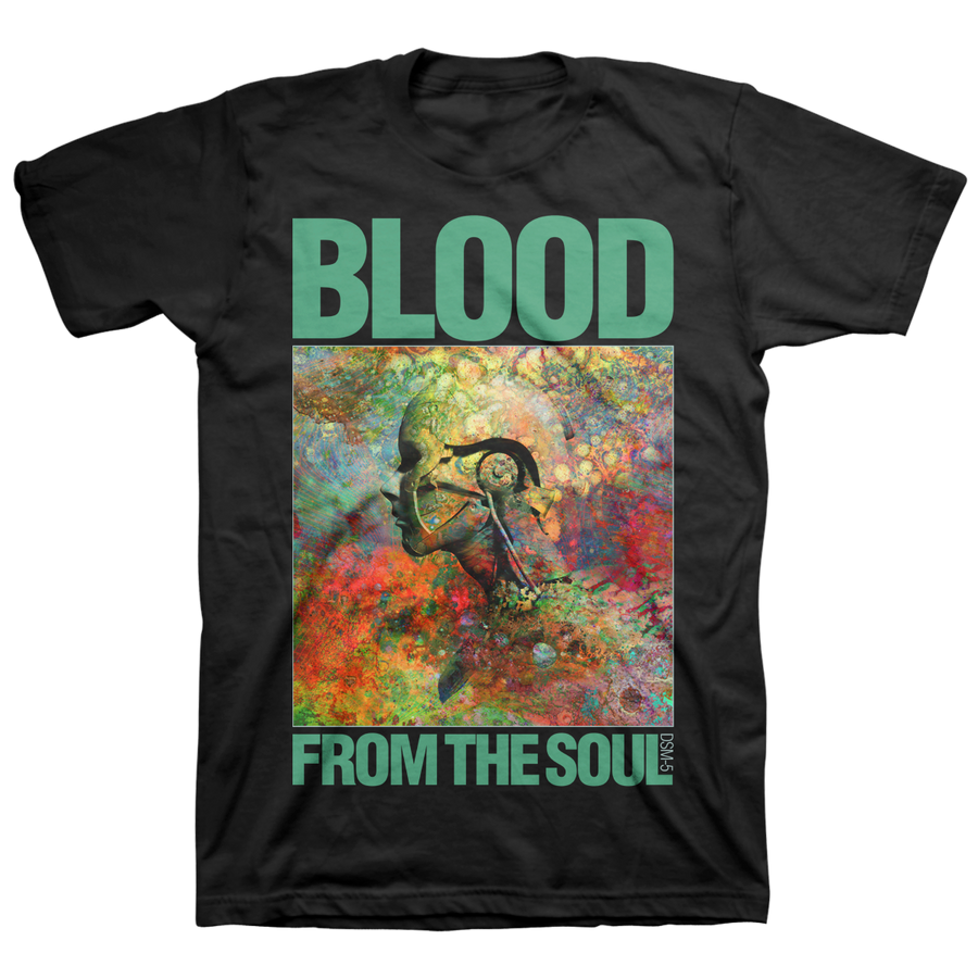 "Blood From The Soul ""Archaic Belief"" Black T-Shirt"