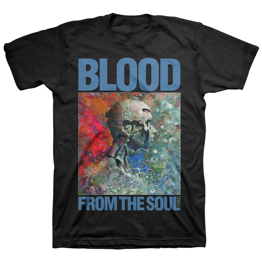"Blood From The Soul ""Soulless Machine"" Black T-Shirt"