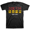 "Die 116 ""Damage Control"" Black T-Shirt"