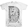 "Blood From The Soul ""Schematica"" White T-Shirt"