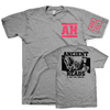 "Ancient Heads ""Rain"" Grey T-Shirt"