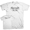 "Give Up The Ghost ""Please Die"" White T-Shirt"