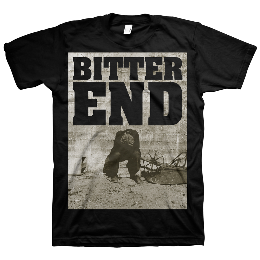 "Bitter End ""Illusions Of Dominance"" Black T-Shirt"