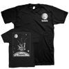 "Bossk ""Moon"" Black T-Shirt"