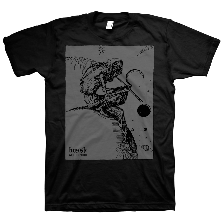 "Bossk ""Planet Death"" Black T-Shirt"