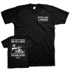 "Better Than A Thousand ""Value Driven"" Black T-Shirt"