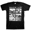 "Burning Love ""Down So Long"" Black T-Shirt"