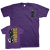 "Burn ""Reaper Pocket"" Purple T-Shirt"