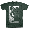 "The Carrier ""Reality Is Dead"" Army Green T-Shirt"