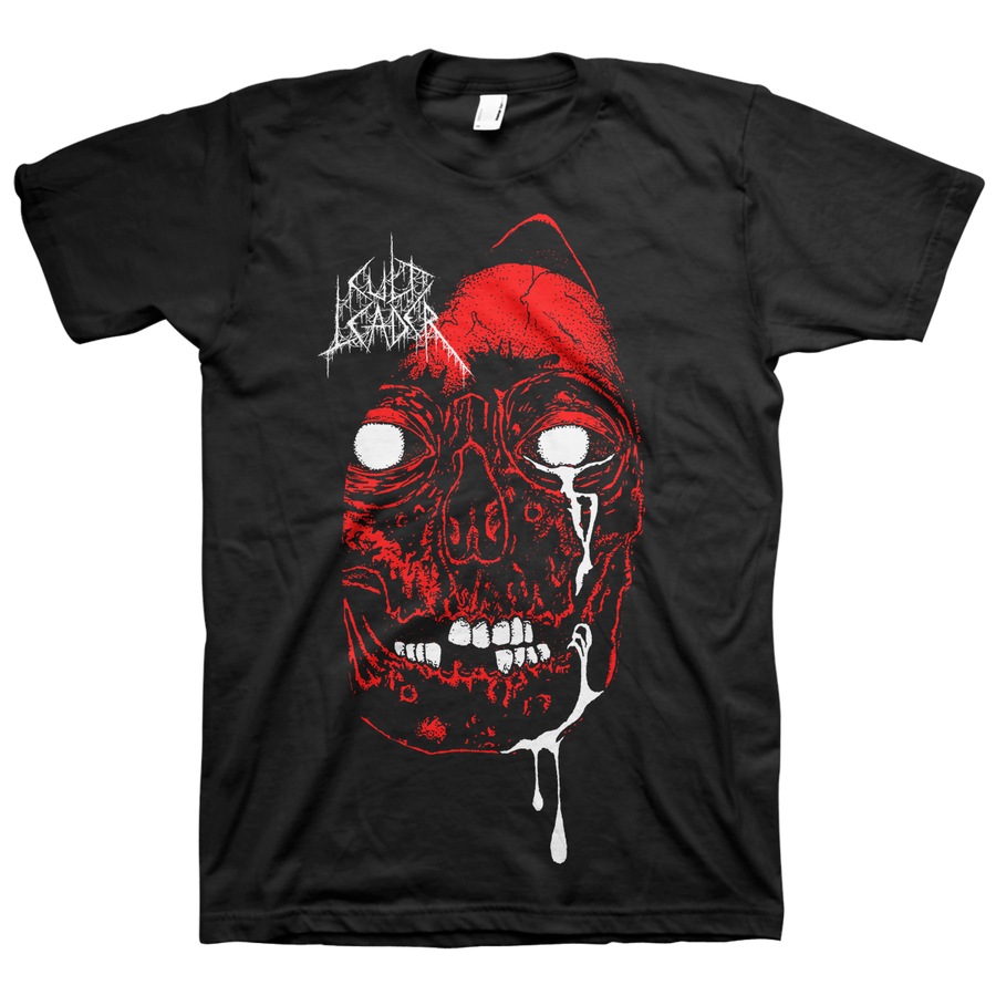 "Cult Leader ""Skull"" Black T-Shirt"