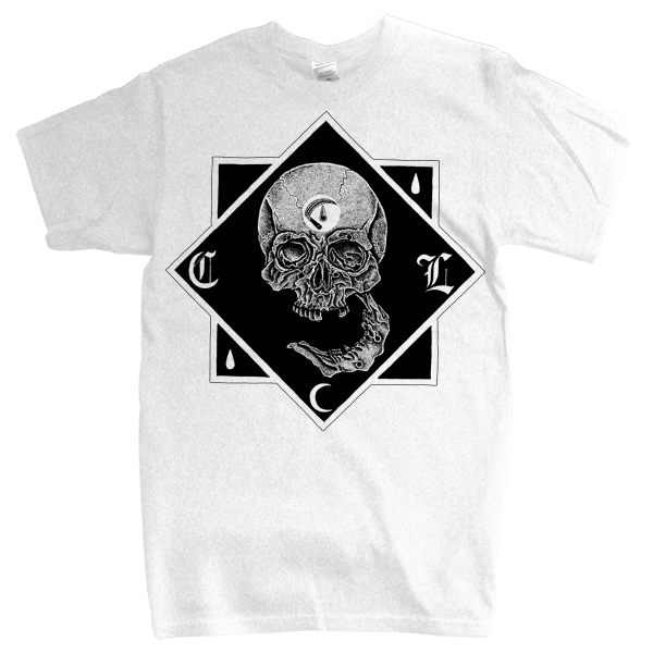 "Cult Leader ""Broken Jaw"" White T-Shirt"