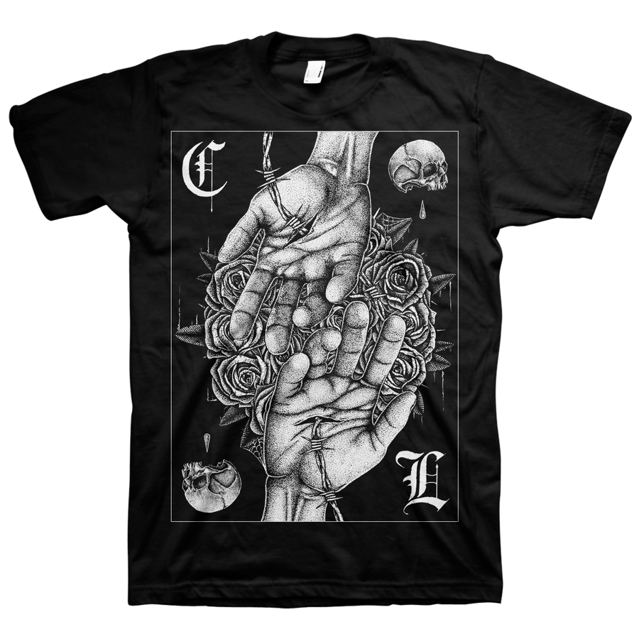 "Cult Leader ""Lightless Walk"" Black T-Shirt"