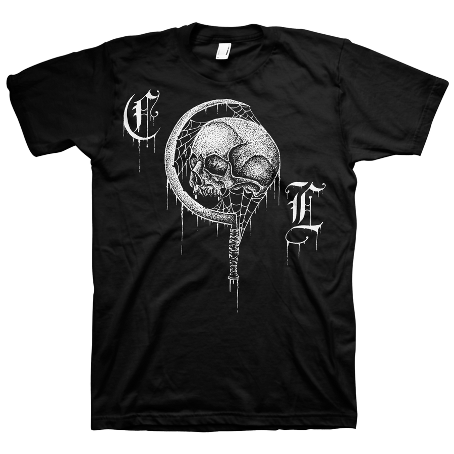 "Cult Leader ""Scythe"" Black T-Shirt"