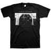 "Coliseum ""Anxiety's Kiss"" Black T-Shirt"