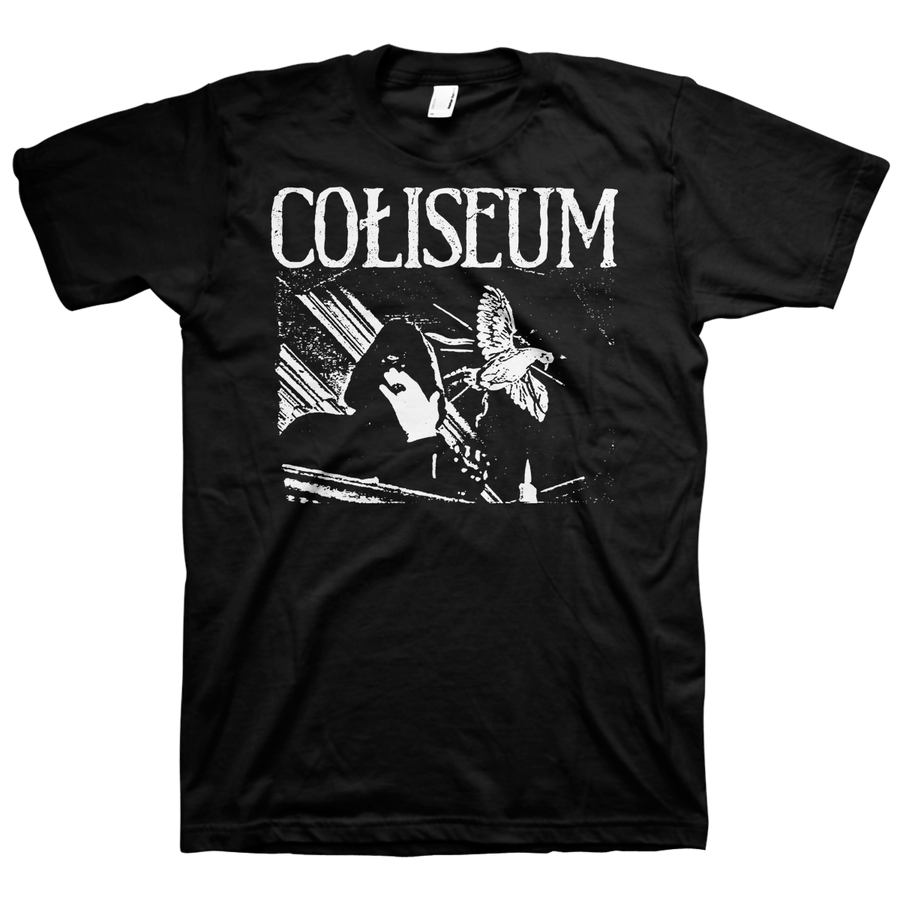 "Coliseum ""Dark Light"" Black T-Shirt"
