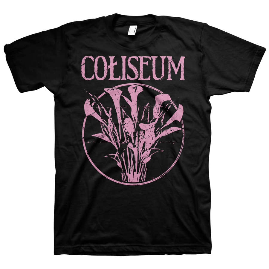 "Coliseum ""Spring"" Black T-Shirt"
