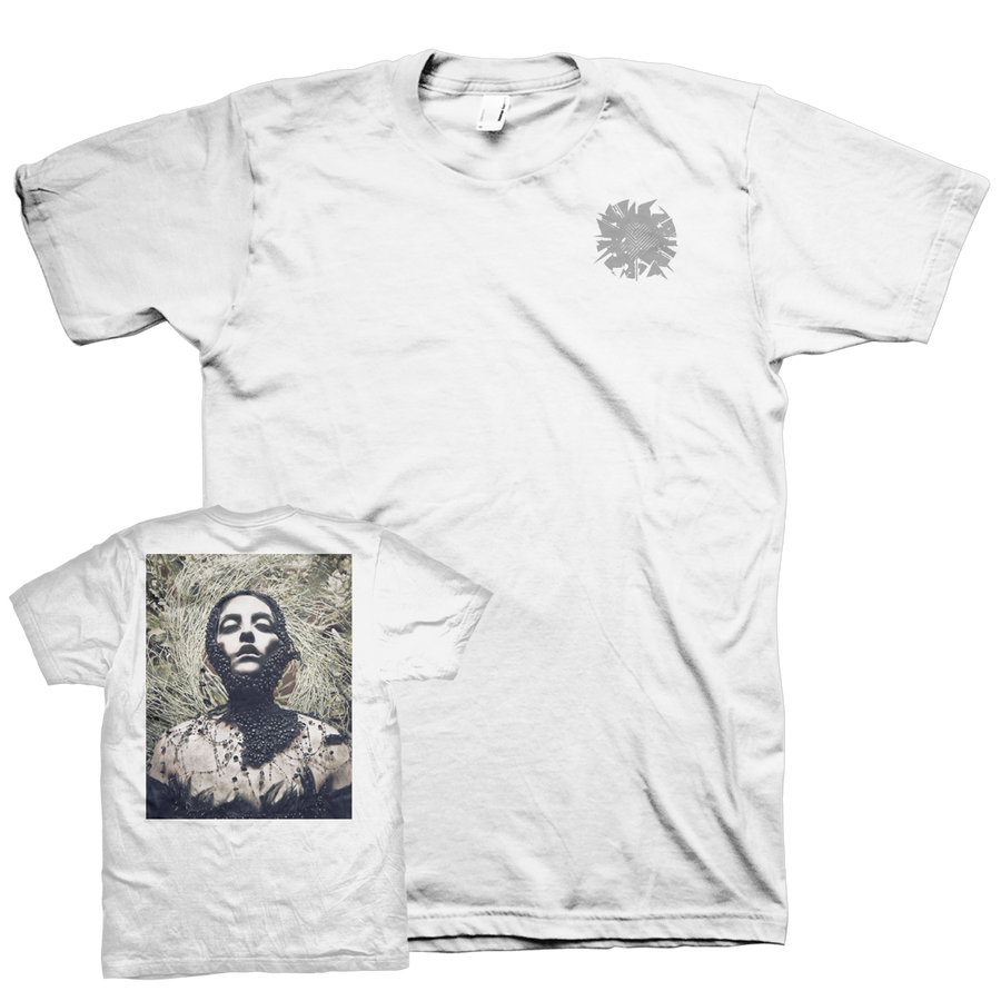 "Converge ""Jane Live - Ashley Rose Couture"" White T-Shirt"