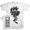 "Converge ""The Dusk In Us Statue"" White T-Shirt"