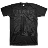 "Converge ""The Dusk In Us Cover"" Black On Black T-Shirt"