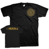 "Converge ""TOMBU Pocket Print"" Black T-Shirt"