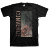 "Converge ""Unloved and Weeded Out"" Black T-Shirt"