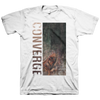 "Converge ""Unloved and Weeded Out"" White T-Shirt"