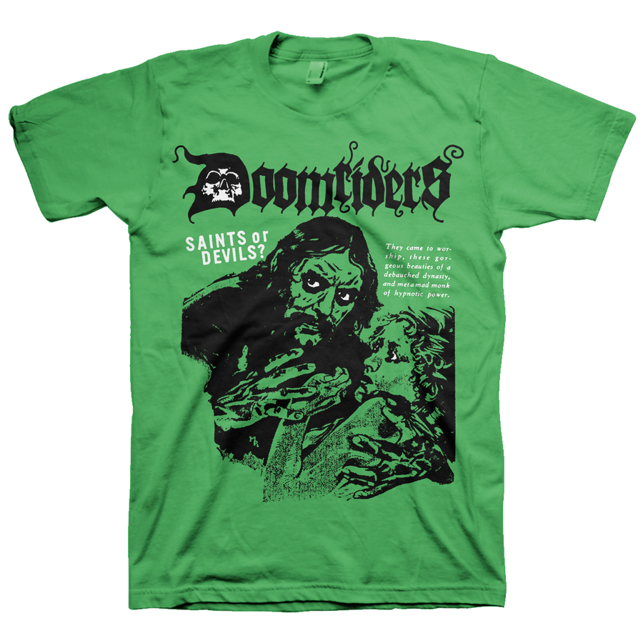 "Doomriders ""Rasputin"" Green T-Shirt"