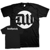 "Deathwish ""New Logo"" Black T-Shirt"