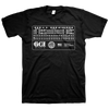 "Godcity ""Circuit Board"" Black T-Shirt"