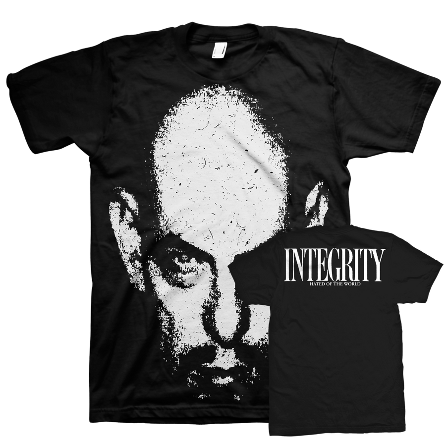 "Integrity ""Hated Of The World: Series 02"" Black T-Shirt"