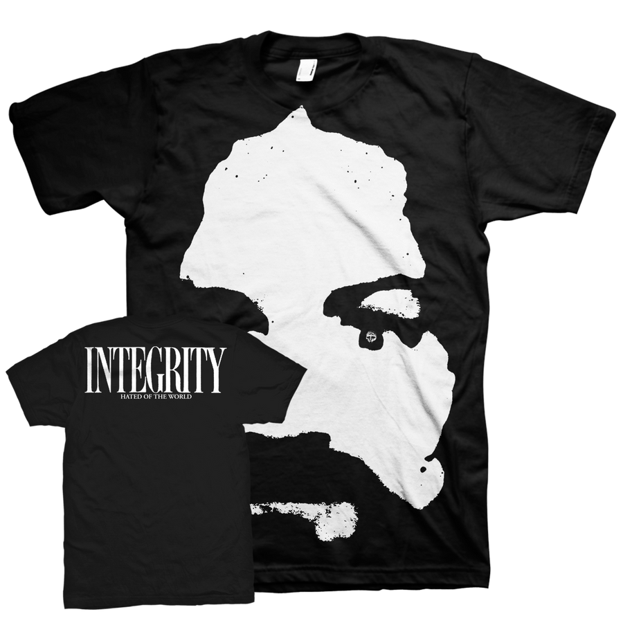 "Integrity ""Hated Of The World: Series 01"" Black T-Shirt"