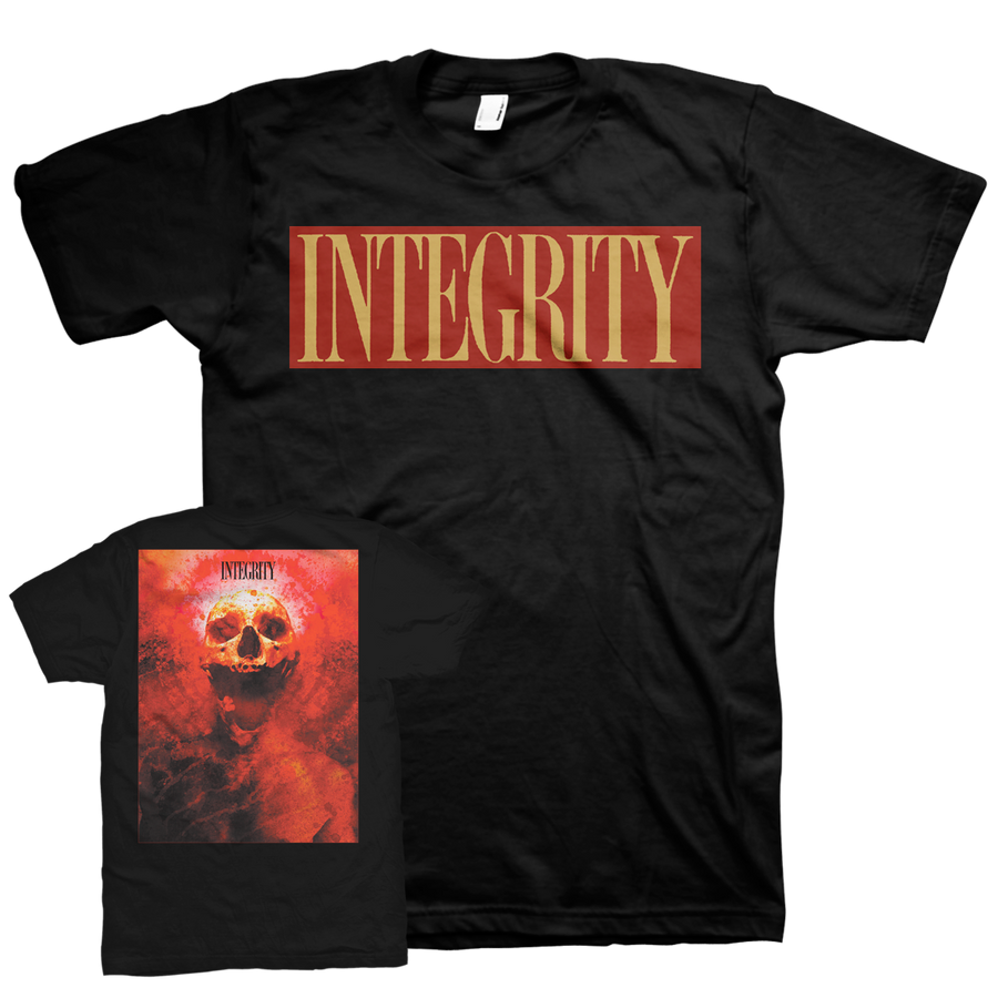"Integrity ""To Die For"" Black T-Shirt"