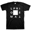 "Loma Prieta ""Self Portrait"" Black T-Shirt"