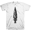 "Modern Life Is War ""Arrowhead"" White T-Shirt"