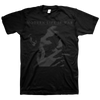 "Modern Life Is War ""Smoker"" Black on Black T-Shirt"