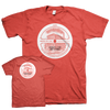 "Modern Life Is War ""Tribulation Work Songs Vol.1"" Heather Red T-Shirt"