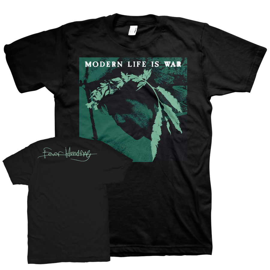"Modern Life Is War ""Urban Warrior"" Black T-Shirt"