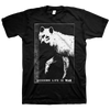 "Modern Life Is War ""Wolf"" Black T-Shirt"