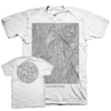 "Oathbreaker ""Hair"" White T-Shirt"