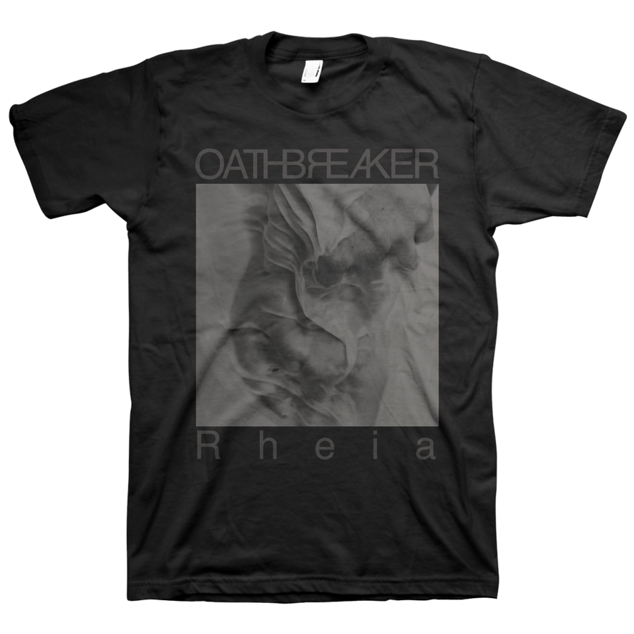 "Oathbreaker ""Rheia"" Black On Black T-Shirt"