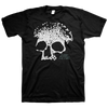 "Planes Mistaken For Stars ""Skull"" Black T-Shirt"