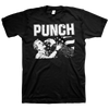 "Punch ""Eagle"" Black T-Shirt"
