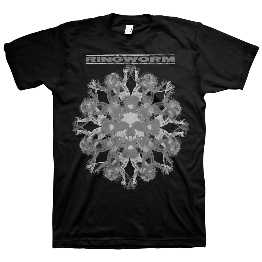"Ringworm ""Demon Dance"" Black T-Shirt"