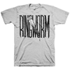 "Ringworm ""The Nail"" Grey T-Shirt"