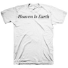 "Self Defense Family ""Heaven Is Earth"" White T-Shirt"