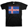 "Self Defense Family ""Iceland"" Black T-Shirt"