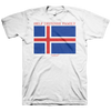 "Self Defense Family ""Iceland"" White T-Shirt"