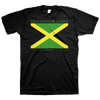 "Self Defense Family ""Jamaica"" Black T-Shirt"